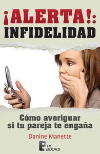 Libro ¡ALERTA! INFIDELIDAD