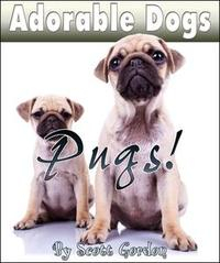 Libro ADORABLE DOGS: PUGS