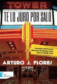 Libro TE LO JURO POR SALÓ