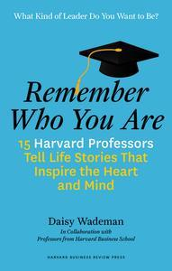 Libro REMEMBER WHO YOU ARE
