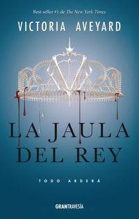Libro LA JAULA DEL REY