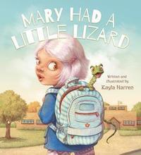 Libro MARY HAD A LITTLE LIZARD