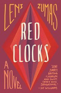 Libro RED CLOCKS