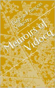 Libro MEMOIRS OF VIDOCQ