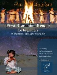 Libro FIRST ROMANIAN READER FOR BEGINNERS