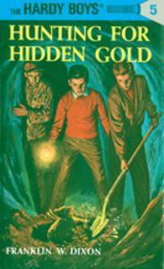 Libro HARDY BOYS 05: HUNTING FOR HIDDEN GOLD