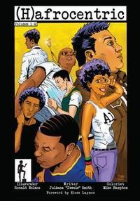 Libro (H)AFROCENTRIC COMICS