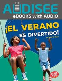 Libro ¡EL VERANO ES DIVERTIDO! (SUMMER IS FUN!)