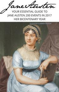 Libro JANE AUSTEN 200 QUICKSTEP EXHIBITION & EVENTS GUIDE 2017