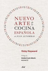 Libro NUEVO ARTE DE LA COCINA ESPAÑOLA, DE JUAN ALTAMIRAS