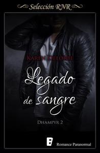 Libro LEGADO DE SANGRE (BDB)