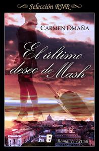 Libro EL ÚLTIMO DESEO DE MASH (BDB)