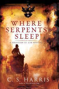 Libro WHERE SERPENTS SLEEP