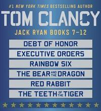 Libro TOM CLANCY'S JACK RYAN BOOKS 7-12