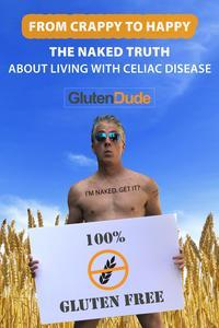 Libro FROM CRAPPY TO HAPPY: THE NAKED TRUTH ABOUT LIVING WITH CELIAC DISEASE