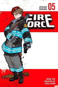 Libro FIRE FORCE