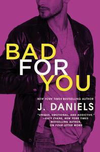 Libro BAD FOR YOU
