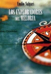 Libro LOS EXPLORADORES DEL MELORIA