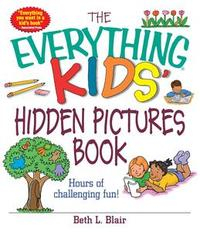 Libro THE EVERYTHING KIDS' HIDDEN PICTURES BOOK