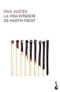Libro LA VIDA INTERIOR DE MARTIN FROST