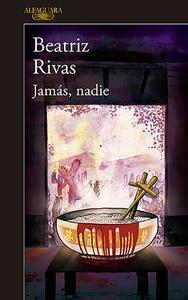 Libro JAMÁS, NADIE