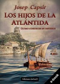 Libro LOS HIJOS DE LA ATLÁNTIDA