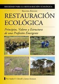 Libro RESTAURACIÓN ECOLÓGICA