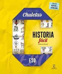 Libro HISTORIA FÁCIL PARA LA ESO