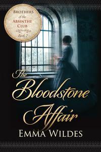 Libro THE BLOODSTONE AFFAIR