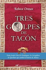 Libro TRES GOLPES DE TACÓN