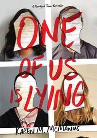 Libro ONE OF US IS LYING