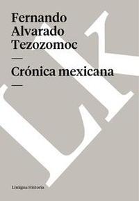 Libro CRÓNICA MEXICANA