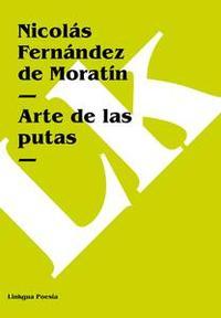 Libro ARTE DE LAS PUTAS