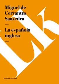 Libro LA ESPAÑOLA INGLESA