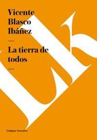 Libro LA TIERRA DE TODOS