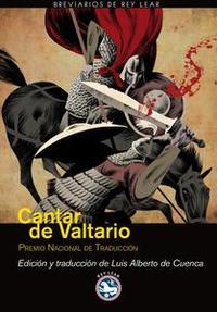 Libro CANTAR DE VALTARIO