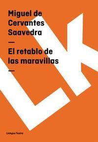 Libro EL RETABLO DE LAS MARAVILLAS