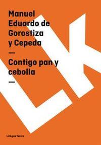 Libro CONTIGO PAN Y CEBOLLA
