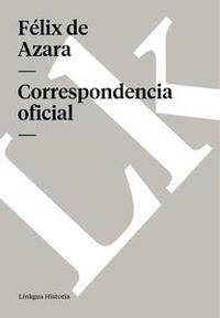 Libro CORRESPONDENCIA OFICIAL
