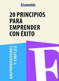 Libro 20 PRINCIPIOS PARA EMPRENDER CON ÉXITO
