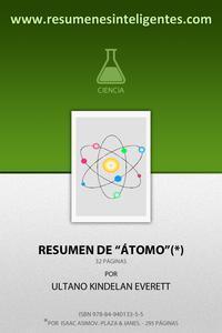 Libro RESUMEN DE ÁTOMO DE ISAAC ASIMOV