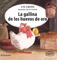 Libro LA GALLINA DE LOS HUEVOS DE ORO