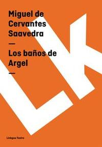 Libro LOS BAÑOS DE ARGEL