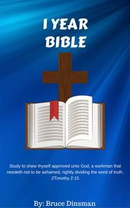 Libro 1 YEAR BIBLE READING