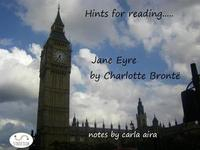 Libro HINTS FOR READING...JANE EYRE CHARLOTTE BRONTE
