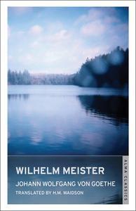 Libro WILHELM MEISTER