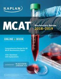 Libro MCAT BIOCHEMISTRY REVIEW 2018-2019
