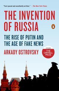 Libro THE INVENTION OF RUSSIA