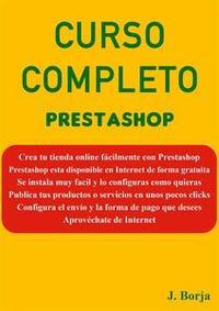 Libro CURSO COMPLETO PRESTASHOP