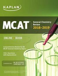 Libro MCAT GENERAL CHEMISTRY REVIEW 2018-2019